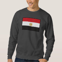 Egypt Plain Flag Sweatshirt