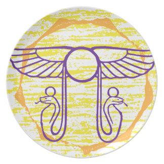 egypt plate