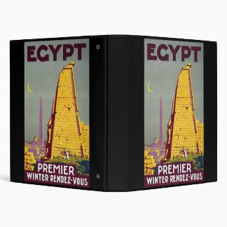Egypt Premier Winter Rendezvous 3 Ring Binder