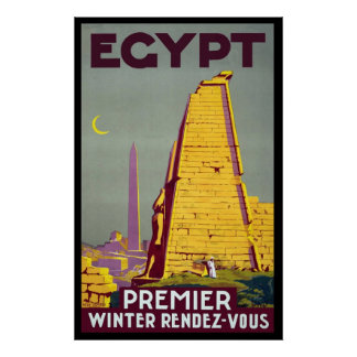 Egypt Premier Winter Rendezvous Posters