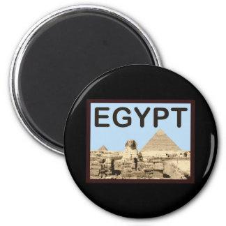 Egypt Pyramid of Khafre Magnets