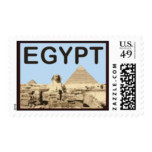 Egypt Pyramid of Khafre Postage