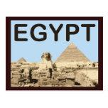 Egypt Pyramid of Khafre Postcard