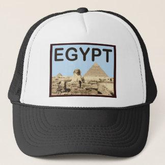 Egypt Pyramid of Khafre Trucker Hat
