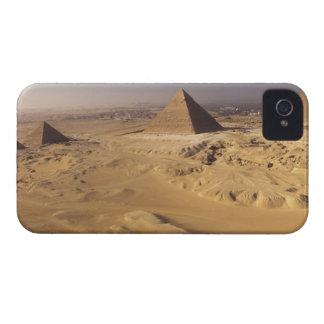 Egypt, Pyramids at Giza, Khafre, Khufu, Menkaure Case-Mate iPhone 4 Case