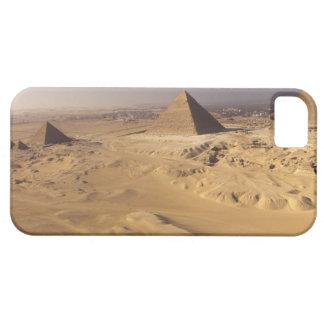 Egypt, Pyramids at Giza, Khafre, Khufu, Menkaure iPhone SE/5/5s Case