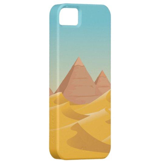 Egypt Pyramids iPhone SE/5/5s Case