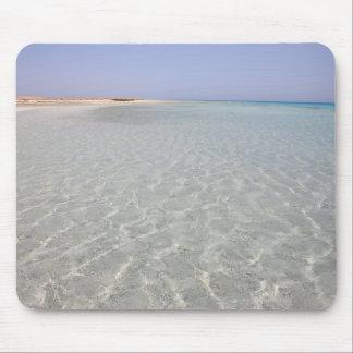 Egypt, Red Sea, Marsa Alam, Sharm El Luli, Beach 2 Mouse Pad