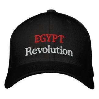 Egypt Revolution Embroidered Baseball Cap
