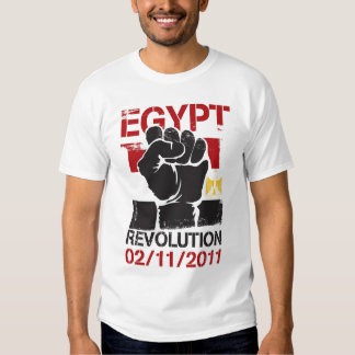EGYPT REVOLUTION T-SHIRT 02/11/2011
