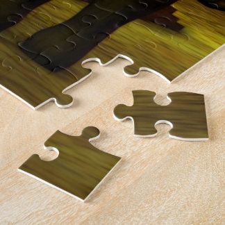 Egypt Rising 3D Digital Art Jigsaw Puzzle