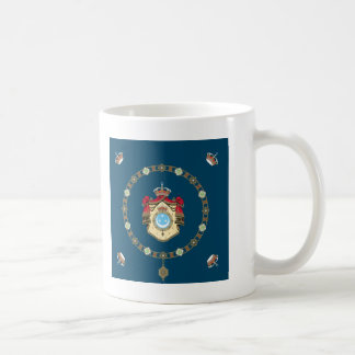 Egypt Royal Standard (1923-1958) Coffee Mug