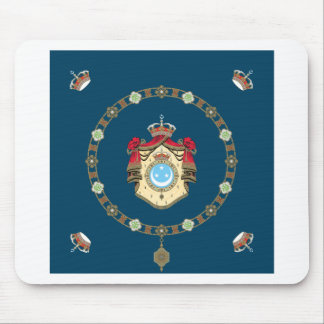 Egypt Royal Standard (1923-1958) Mouse Pad