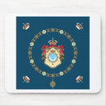 Egypt Royal Standard (1923-1958) Mouse Pads
