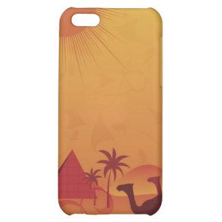 Egypt Scene Case For iPhone 5C