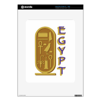 Egypt Skin For iPad