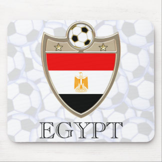 Egypt Soccer Mouse Pad