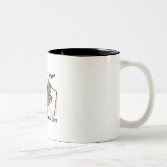 Egypt Solidarity Two-Tone Coffee Mug