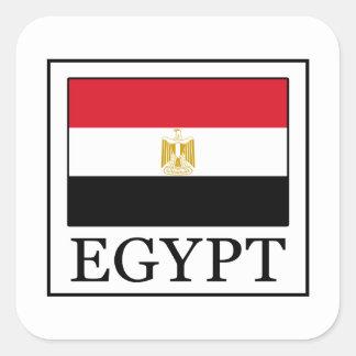Egypt Square Sticker