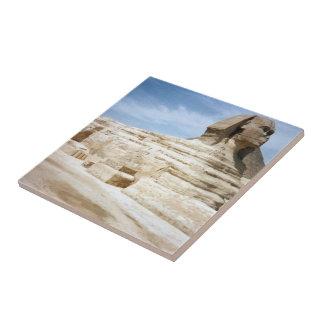 Egypt The Sphinx tile