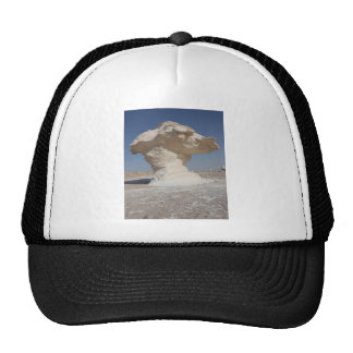 """Egypt The White Desert """"The Mushroom"""" Trucker Hat"""