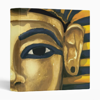 Egypt - Tutankhamun 3 Ring Binder