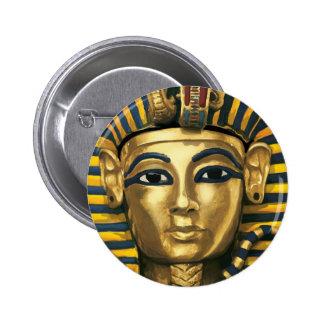 Egypt -Tutankhamun Button