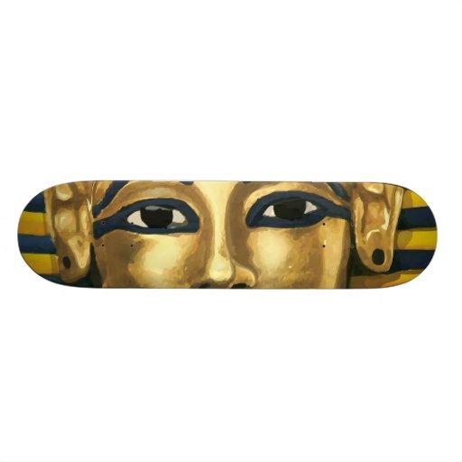 Egypt -Tutankhamun Skateboard