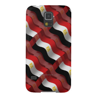Egypt Waving Flag Galaxy S5 Cover