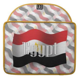 Egypt Waving Flag Sleeves For MacBooks
