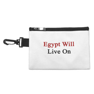 Egypt Will Live On Accessory Bag