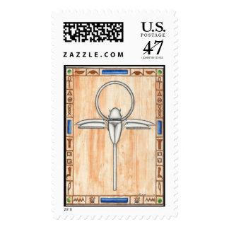 EgypTek - Ankh Stamp