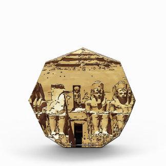 Egyptian Abu Simbel temples Award