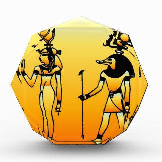 Egyptian Acrylic Award