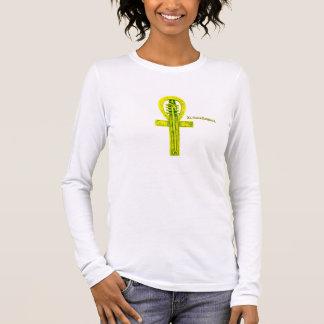 Egyptian Ankh Long Sleeve T-Shirt