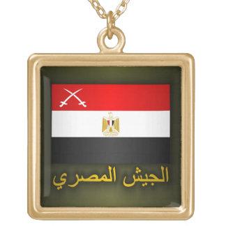 Egyptian Army (arabic) Custom Necklace