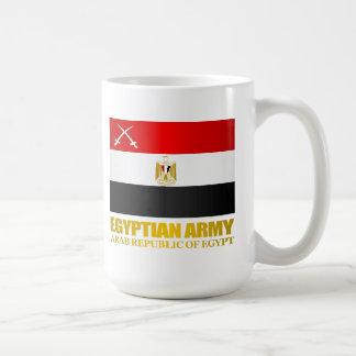 Egyptian Army Classic White Coffee Mug