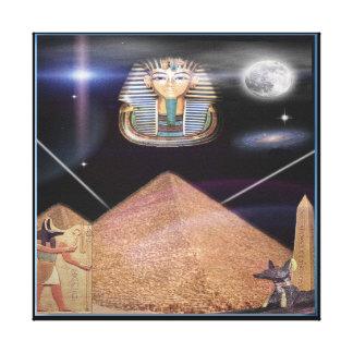 Egyptian art canvas