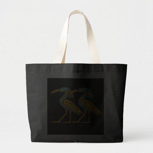 EGYPTIAN BIRDS BAGS