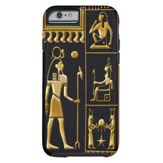 Egyptian Black & Gold Dynasty Tough iPhone 6 Case