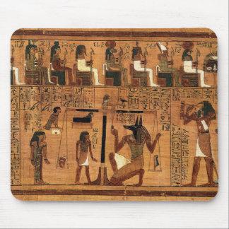 Egyptian books of the dead. alfombrilla de raton