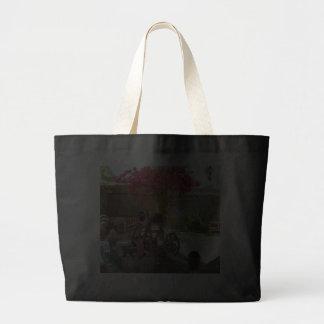 Egyptian Café Jumbo Tote Bag