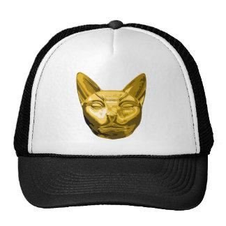 Egyptian Cat Bast Trucker Hat