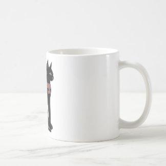 Egyptian Cat Goddess Bastet Coffee Mug