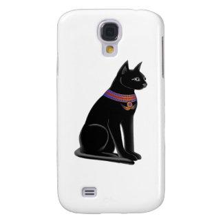Egyptian Cat Goddess Bastet Samsung Galaxy S4 Cover