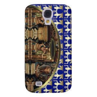 Egyptian Clutch Purse Galaxy S4 Cover