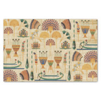 Egyptian Collage Papyrus Tissue Paper