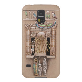 Egyptian Cuckoo Clock Galaxy S5 Cover