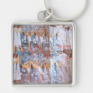Egyptian Dance Gifts Keychain