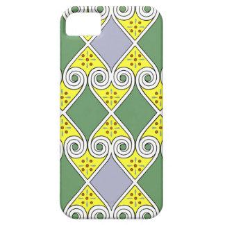 Egyptian Design #9 at Emporio Moffa iPhone SE/5/5s Case